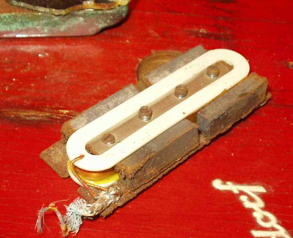 электро схема гитары урал